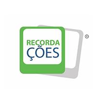 logotipo da Recordações