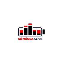 logotipo da Só música nova