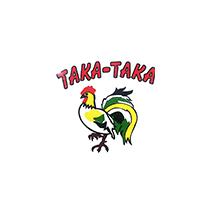 logotipo da Taka Taka