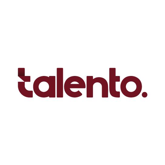 logotipo da Talento