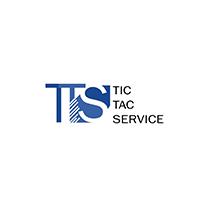 logotipo da TicTac Services