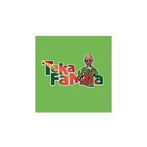 logotipo da Teka Famba