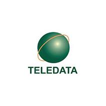 logotipo da Teledata de Moçambique