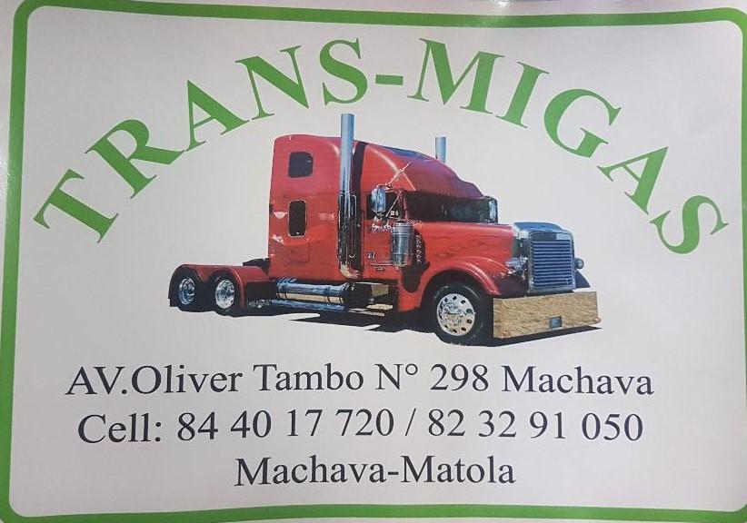logotipo da Trans Migas