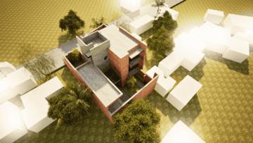 Projecto Para Construção da Moradia AC