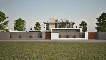 Projecto Para Construção da Moradia DM