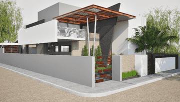 Projecto Para Construção da Moradia HN