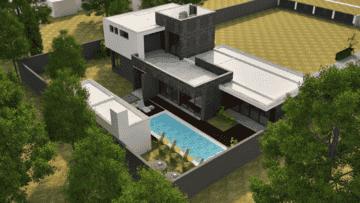 Projecto Para Construção da Moradia SM