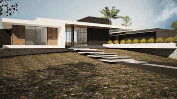 Projecto Para Construção da Moradia PP
