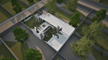 Projecto Para Construção da Moradia JC